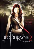 BloodRayne II: Deliverance - 27 x 40 Movie Poster - French Style A