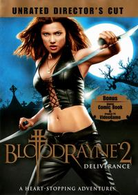 BloodRayne II: Deliverance - 11 x 17 Movie Poster - Style A