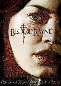 BloodRayne - 27 x 40 Movie Poster - Style C