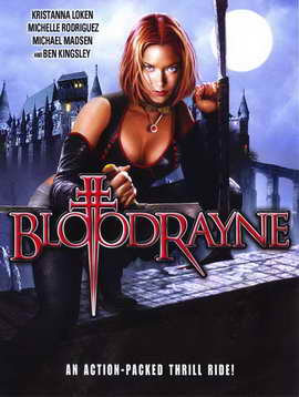 BloodRayne - 27 x 40 Movie Poster - Style D