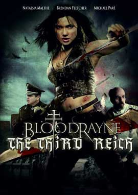 Bloodrayne: The Third Reich - 11 x 17 Movie Poster - Style A