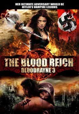 Bloodrayne: The Third Reich - 11 x 17 Movie Poster - UK Style A