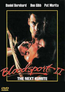 Bloodsport 2 - 11 x 17 Movie Poster - German Style A