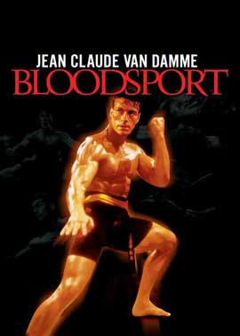 Bloodsport - 11 x 17 Movie Poster - Style B