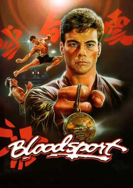 Bloodsport - 27 x 40 Movie Poster - Style E