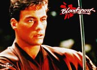 Bloodsport - 11 x 14 Movie Poster - Style I