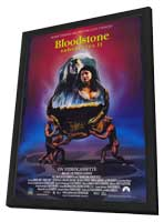 Bloodstone: subspecies II - 11 x 17 Movie Poster - Style A - in Deluxe Wood Frame