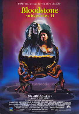 Bloodstone: subspecies II - 27 x 40 Movie Poster - Style A