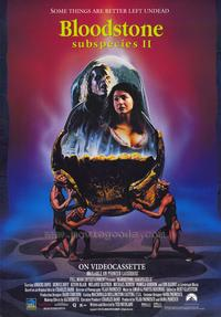Bloodstone: subspecies II - 43 x 62 Movie Poster - Bus Shelter Style A