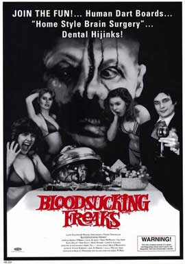 Bloodsucking Freaks - 11 x 17 Movie Poster - Style A