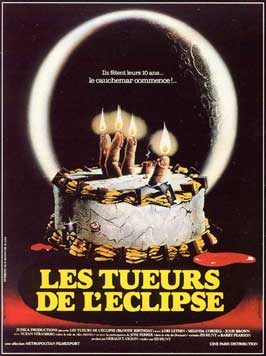 Bloody Birthday - 11 x 17 Movie Poster - French Style A