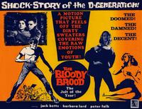 The Bloody Brood - 11 x 14 Movie Poster - Style A
