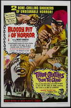Bloody Pit of Horror - 11 x 17 Movie Poster - Style A