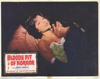 Bloody Pit of Horror - 11 x 14 Movie Poster - Style F