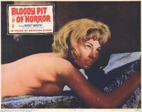 Bloody Pit of Horror - 11 x 14 Movie Poster - Style H