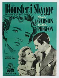 Blossoms in the Dust - 11 x 17 Movie Poster - Danish Style A