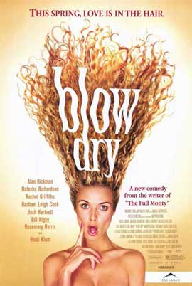 Blow Dry - 11 x 17 Movie Poster - Style A