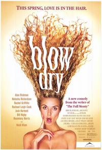 Blow Dry - 27 x 40 Movie Poster - Style A