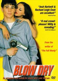 Blow Dry - 27 x 40 Movie Poster - Style B