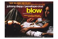 Blow - 30 x 40 Movie Poster UK - Style A