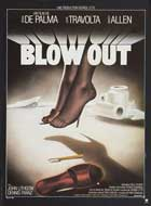 Blow Out - 11 x 17 Movie Poster - French Style B