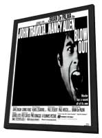Blow Out - 27 x 40 Movie Poster - Style A - in Deluxe Wood Frame