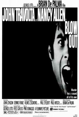 Blow Out - 27 x 40 Movie Poster - Style A