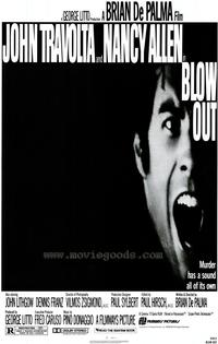 Blow Out - 43 x 62 Movie Poster - Bus Shelter Style A