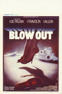 Blow Out - 11 x 17 Movie Poster - Belgian Style A