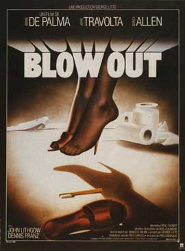Blow Out - 11 x 17 Movie Poster - French Style A