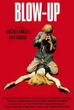 Blow-Up - 27 x 40 Movie Poster - German Style D