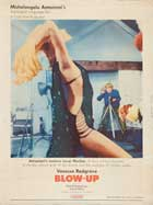 Blow-Up - 27 x 40 Movie Poster - Style G