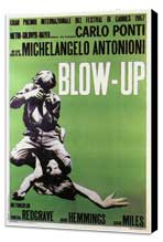 Blow-Up - 11 x 17 Poster - Foreign - Style B - Museum Wrapped Canvas