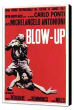 Blow-Up - 11 x 17 Poster - Foreign - Style C - Museum Wrapped Canvas