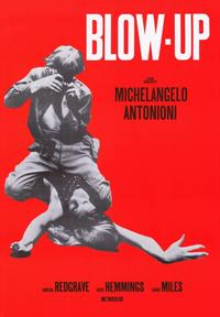 Blow-Up - 43 x 62 Movie Poster - Bus Shelter Style A