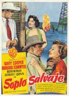 Blowing Wild - 11 x 17 Movie Poster - Spanish Style B