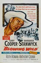 Blowing Wild - 27 x 40 Movie Poster - Style C
