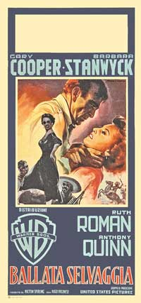 Blowing Wild - 11 x 17 Movie Poster - Italian Style A