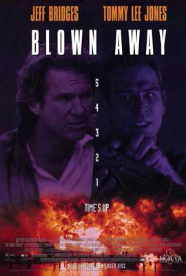 Blown Away - 11 x 17 Movie Poster - Style A