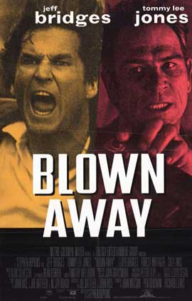 Blown Away - 11 x 17 Movie Poster - Style B