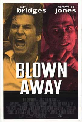 Blown Away - 27 x 40 Movie Poster - Style A
