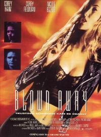 Blown Away - 27 x 40 Movie Poster - Style B