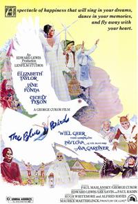 The Blue Bird - 11 x 17 Movie Poster - Style A