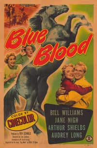 Blue Blood - 27 x 40 Movie Poster - Style A