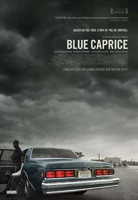 Blue Caprice - 11 x 17 Movie Poster - Canadian Style A