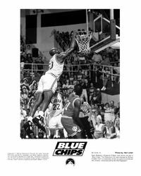 Blue Chips - 8 x 10 B&W Photo #23