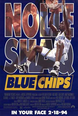 Blue Chips - 11 x 17 Movie Poster - Style A