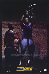 Blue Chips - 11 x 17 Movie Poster - Style B