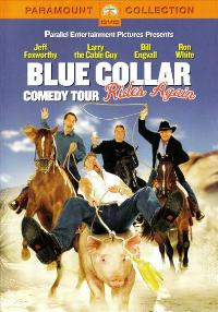 Blue Collar Comedy Tour Rides Again - 27 x 40 Movie Poster - Style A