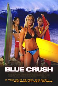 Blue Crush - 27 x 40 Movie Poster - Style A